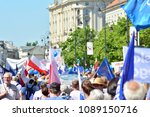 warsaw.polans. 12 may 2018....   Shutterstock . vector #1089150716