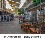 nicosia  cyprus   april 2018 ... | Shutterstock . vector #1089195956