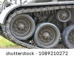 Old Tank Treads
