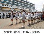 russia  vladivostok  may  12 ... | Shutterstock . vector #1089219155