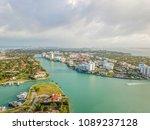 bal harbour  florida | Shutterstock . vector #1089237128