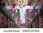 dc city center festive spring...   Shutterstock . vector #1089239585