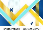 vector abstract background... | Shutterstock .eps vector #1089259892