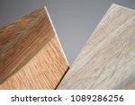 linoleum samples on white... | Shutterstock . vector #1089286256