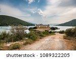 sea view at guvercinlik  bodrum ... | Shutterstock . vector #1089322205