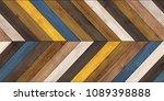 seamless wood parquet texture ... | Shutterstock . vector #1089398888