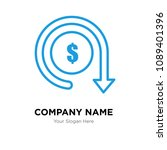 lowest price company logo... | Shutterstock .eps vector #1089401396