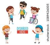 vector illustration of... | Shutterstock .eps vector #1089426005