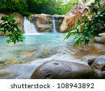 Waterfall At The Rincon De La...
