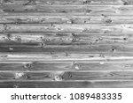 texture of dense wooden planks. ... | Shutterstock . vector #1089483335
