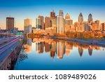 philadelphia  pennsylvania  usa ... | Shutterstock . vector #1089489026