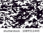 distressed background in black... | Shutterstock .eps vector #1089511445