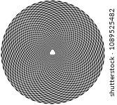 abstract randomly generated... | Shutterstock .eps vector #1089525482