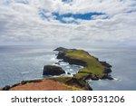 ponta de sao lourenco in... | Shutterstock . vector #1089531206