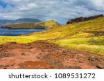 ponta de sao lourenco in...   Shutterstock . vector #1089531272