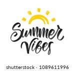 vector illustration ... | Shutterstock .eps vector #1089611996