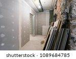 metal frames  materials and... | Shutterstock . vector #1089684785