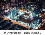 bangkok  thailand   mar 5  2018 ... | Shutterstock . vector #1089700652