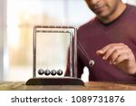 concept for action and reaction ... | Shutterstock . vector #1089731876