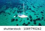 aerial drone bird's eye view... | Shutterstock . vector #1089790262
