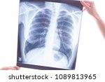 oncological disease concept.... | Shutterstock . vector #1089813965