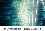 abstract blue bokeh circles....   Shutterstock . vector #1089823145