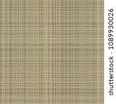 burlap texture.  brown green... | Shutterstock .eps vector #1089930026