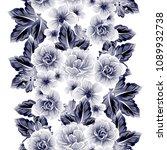 abstract elegance seamless... | Shutterstock . vector #1089932738