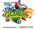 football design set | Shutterstock .eps vector #1089991298