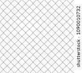 net pattern isolated on white... | Shutterstock .eps vector #1090010732