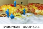 food scientists quality... | Shutterstock . vector #1090046618