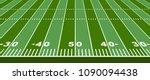vector grass textured american... | Shutterstock .eps vector #1090094438