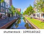 zaandam  netherlands   may 08 ... | Shutterstock . vector #1090160162