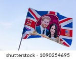 london  uk   may 14th 2018 ... | Shutterstock . vector #1090254695