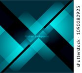 abstract geometric background   Shutterstock .eps vector #1090282925