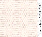 rose flower pattern. seamless...   Shutterstock .eps vector #1090389032
