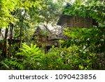 santubong  borneo  malaysia  ...   Shutterstock . vector #1090423856