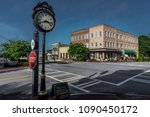 june 26  2017 senoia georgia    ... | Shutterstock . vector #1090450172