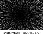 motion space stars background | Shutterstock .eps vector #1090462172