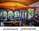 interior of a traditional... | Shutterstock . vector #1090550348