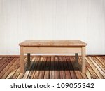 interior with table   Shutterstock . vector #109055342