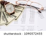 'time for purchase' conception  ... | Shutterstock . vector #1090572455