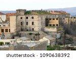 architecture of constantine ... | Shutterstock . vector #1090638392