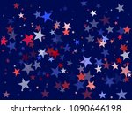 american independence day... | Shutterstock .eps vector #1090646198
