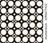 vector ornamental geometric... | Shutterstock .eps vector #1090677422