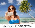 travel  tourism  summer... | Shutterstock . vector #1090717796