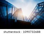 architecture details modern... | Shutterstock . vector #1090732688