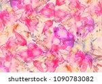 Bouquet Of Wild Pink Flowers ...
