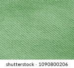green fabric texture as... | Shutterstock . vector #1090800206