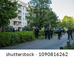 rostock  germany   may 14  2018 ... | Shutterstock . vector #1090816262